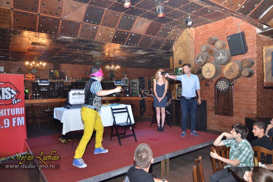 Mydas eveniment public show magie neomagie