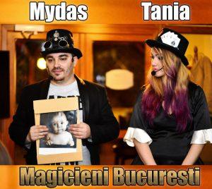 Mydas si Tania: Magicieni Bucuresti