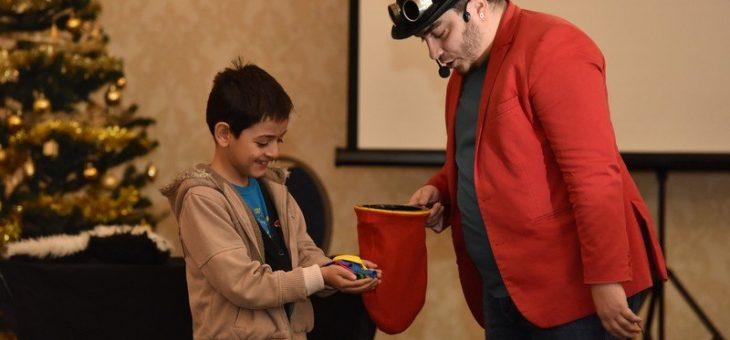 Cheama un magician la petrecerile de copii (in Bucuresti)
