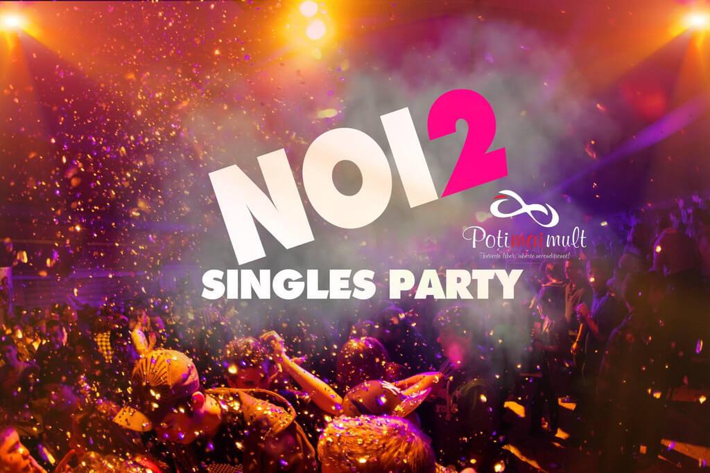 Noi2 - Singles Party, afis