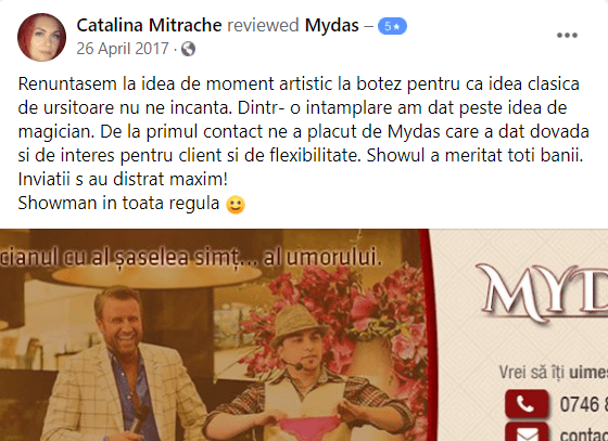 review botez catalina mitrache